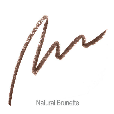 Natural Brunette Swatch