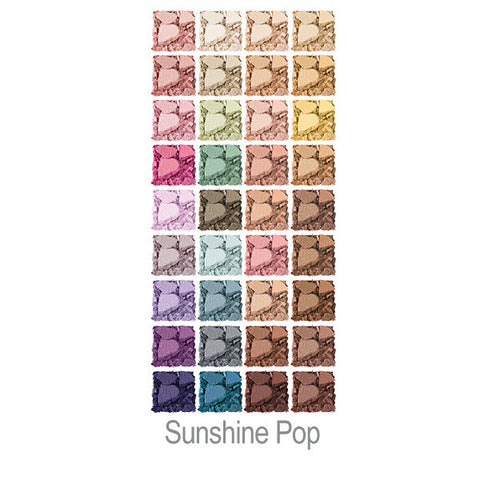POP Portfolio - Sun Shine Pop Swatches