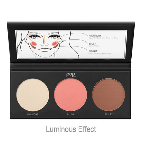 Pop Beauty Contour 101 - Luminous Effect