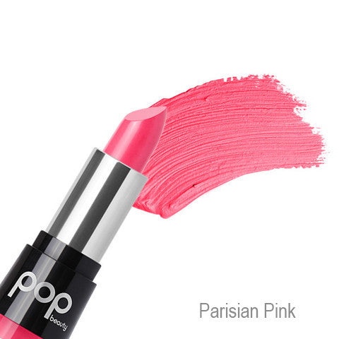 Pop Beauty Matte Velvet Lipstix in Passion Pink