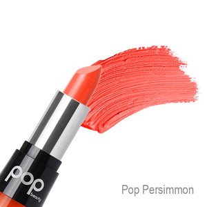 POP Matte Velvet Lipstix - Pop Persimmon