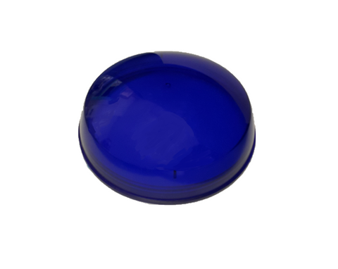 Blue Swivel Lens and Tilt Ring to fit Quality