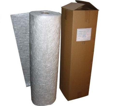 FIBREGLASS MATT 450GR CHOPSTRAND (50KG ROLL)