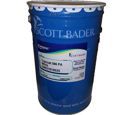 SCOTT BADER TOPCOAT WHITE 25KG (ISOPHTHALIC)