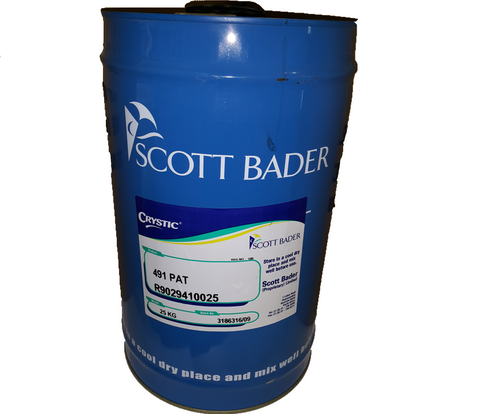 SCOTT BADER RESIN CLEAR 25KG (ISOPHTHALIC)