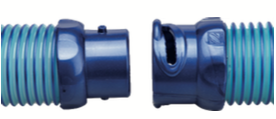 Bar Hose G2 Blue Twist Lock