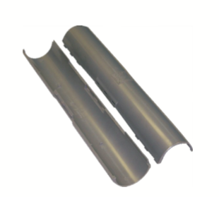 Bar Hose Protector Grey