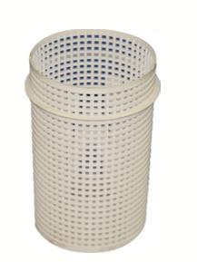 Bar Leaf Eater Basket White