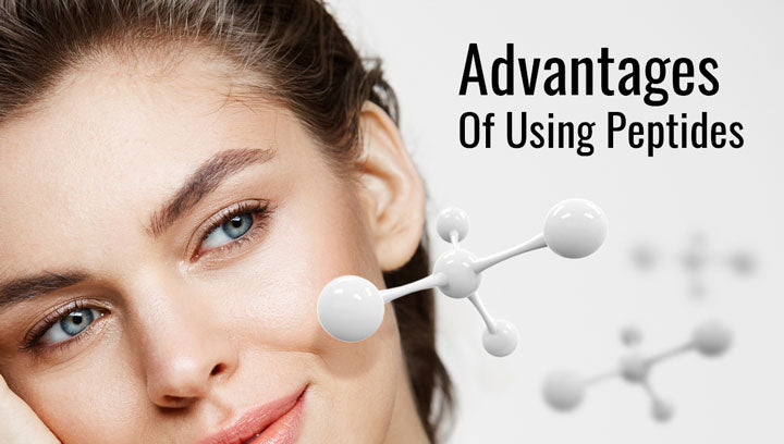 Advantages Of Using Peptides...