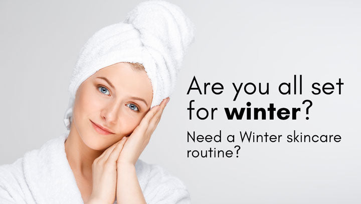 Are you all set for winters