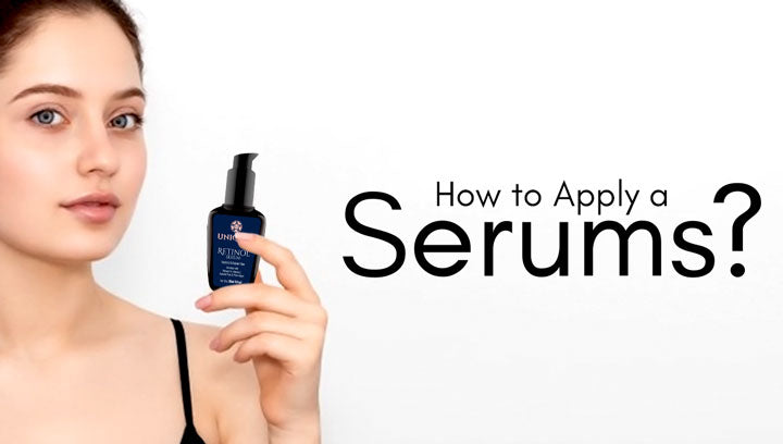 How to Apply a Serum?