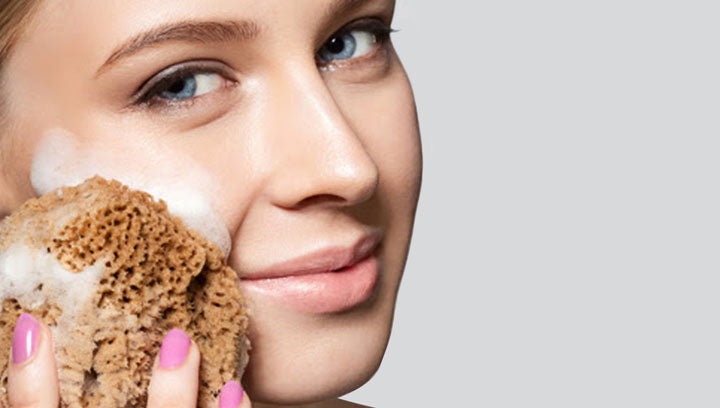 The more vigorously you scrub, the more exfoliate your skin will be