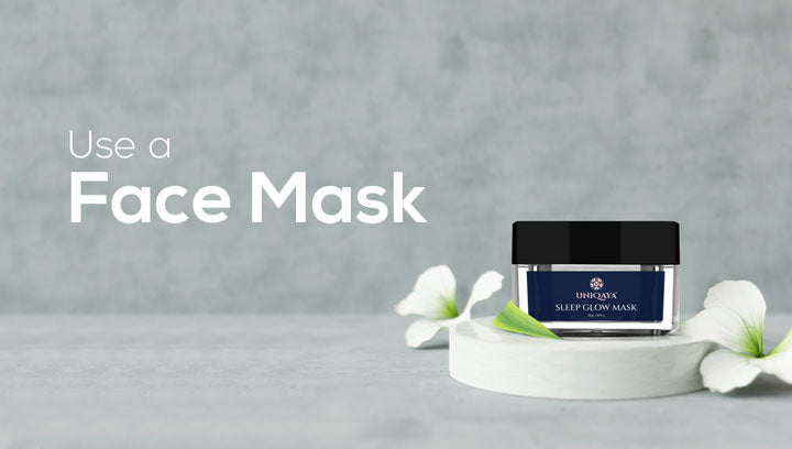Use A Face Mask