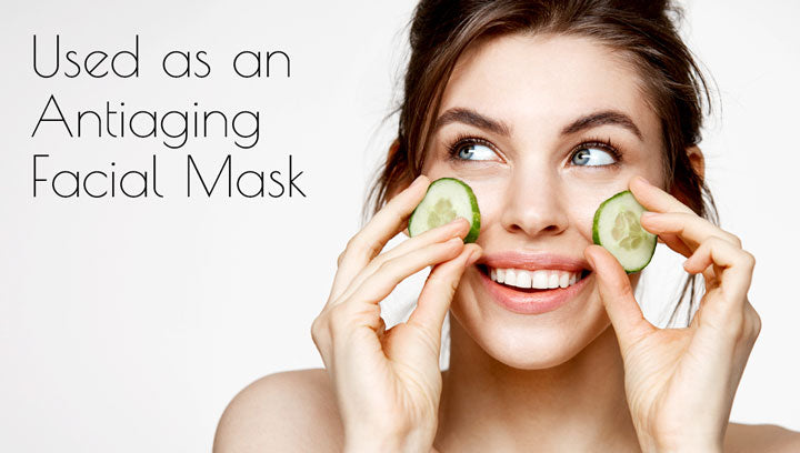 Used As An Anti Aging Facial Mask...