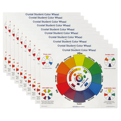 CRYSTAL COLOR WHEEL STUDENT