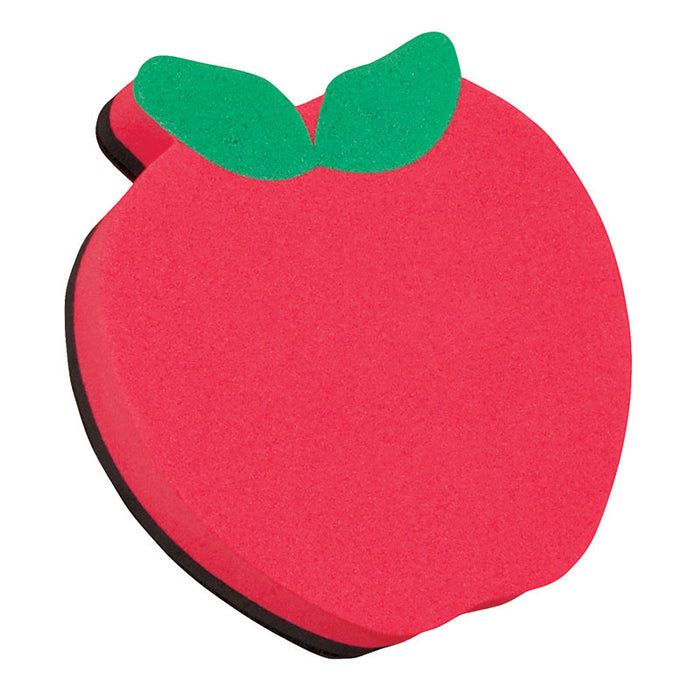 MAGNETIC WHITEBOARD ERASER APPLE