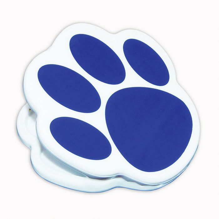 MAGNET CLIPS BLUE PAW