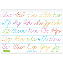 CURSIVE WRITING LEARN MAT 2 SIDED