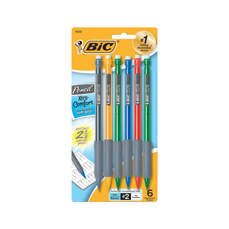 BIC XTRA COMFORT 6 PACK MECHANICAL