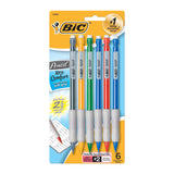 BICMATIC GRIP MECHANICAL PENCIL 6PK