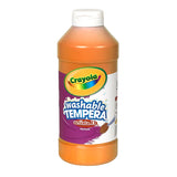 ARTISTA II TEMPERA 16 OZ ORANGE