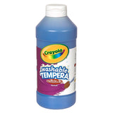ARTISTA II TEMPERA 16 OZ BLUE