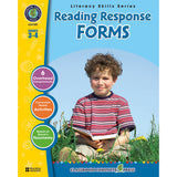READING RESPONSE FORMS GRS 3-4