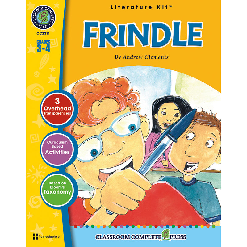 FRINDLE LITERATURE KIT