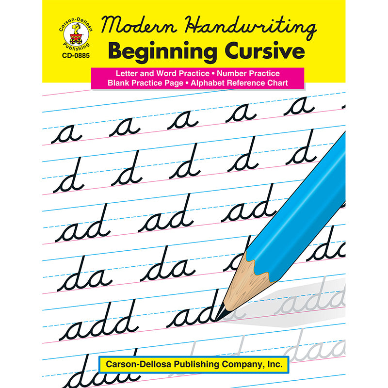 MODERN HANDWRITING BEGINNING