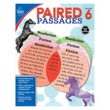PAIRED PASSAGES GR 6