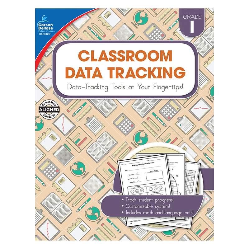 CLASSROOM DATA TRACKING GR 1