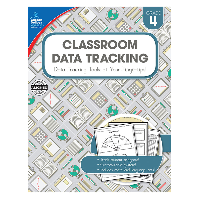 CLASSROOM DATA TRACKING GR 4