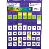 COMPLETE CALENDAR & WEATHER POCKET