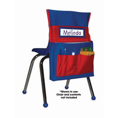 (2 EA) CHAIRBACK BUDDY BLUE/RED