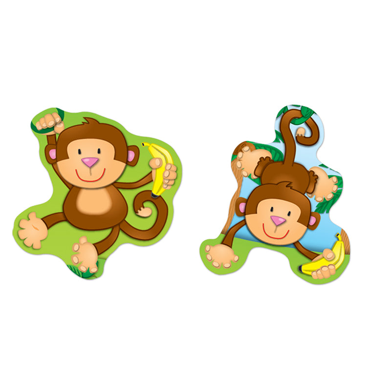 MONKEYS SHAPE STICKERS