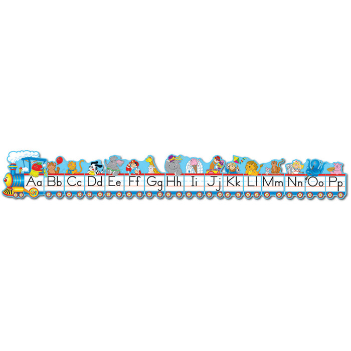 BB SET ALPHABET TRAIN ZANER-BLOSER