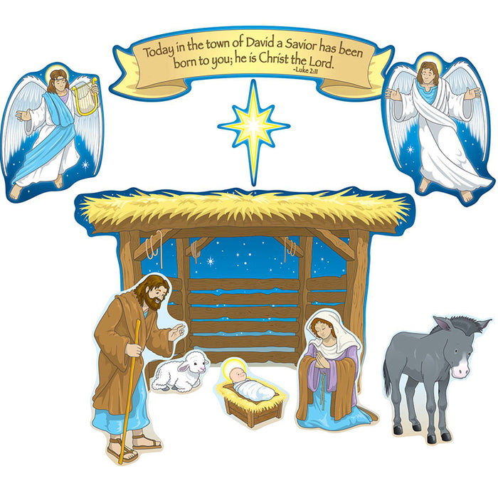 NATIVITY BB SET