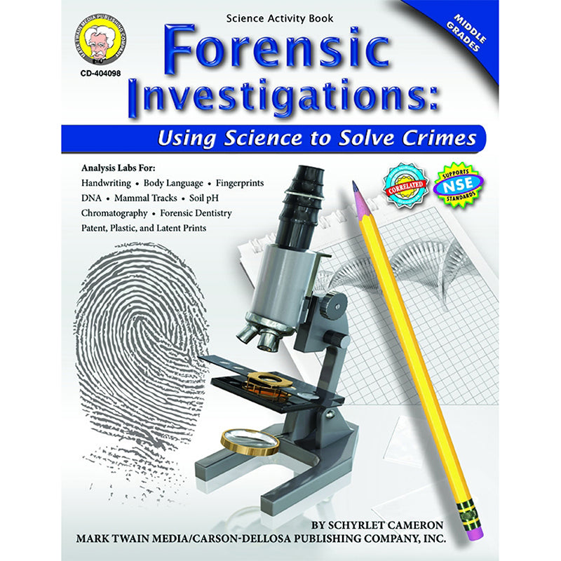 FORENSIC INVESTIGATIONS ACTIVITY