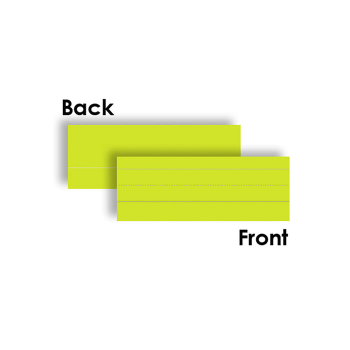 WORD STRIPS LINED 75PK MULTI COLOR