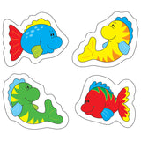 FISH STICKERS 144 COUNT