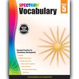 SPECTRUM VOCABULARY GR 5