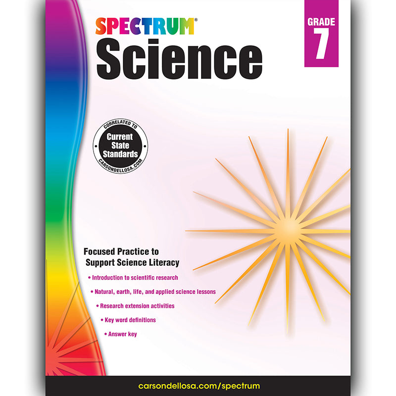 SPECTRUM SCIENCE GR 7