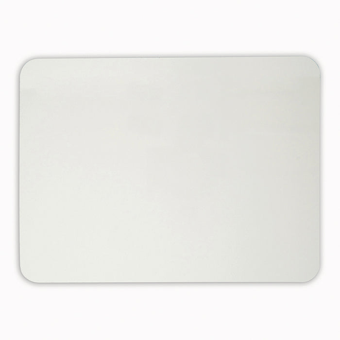 LAP BOARD 9X12 PLAIN WHITE 1 SIDED