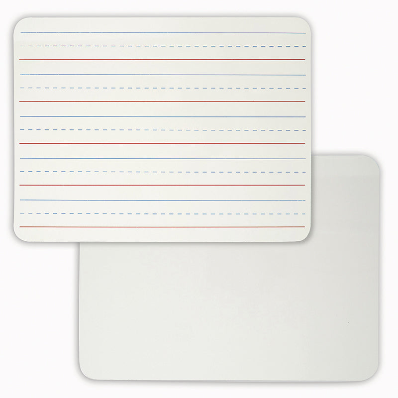 PLAIN & LINED DRY ERASE BOARD