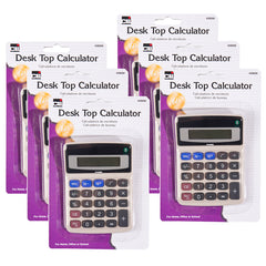 (6 EA) DESKTOP CALCULATOR