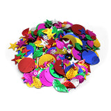 GLITTERING SEQUINS W SPANGLES 4OZ