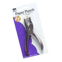 (12 EA) PUNCH PAPER 1 HOLE WITH