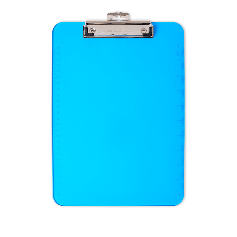 CLIPBOARD NEON BLUE