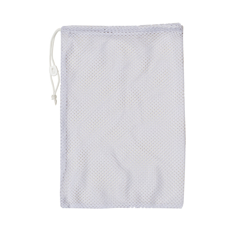 EQUIPMENT BAG MESH 24X36 WHITE