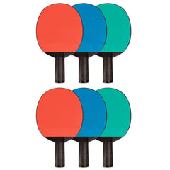 (6 EA) TABLE TENNIS PADDLE RUBBER